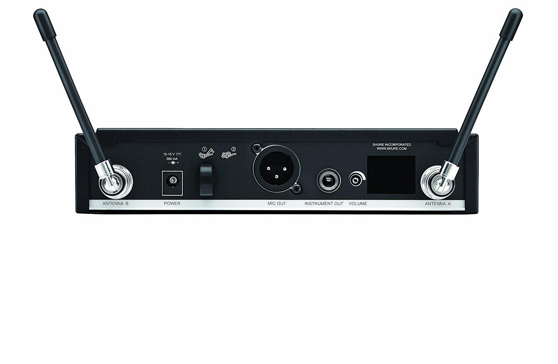 מיקרופון אלחוטי Beta58  דגם: Shure BLX24R/B58