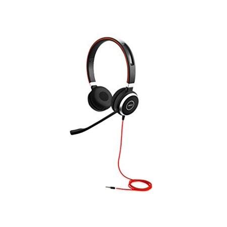 Jabra Evolve 40 Stereo HS - 3.5 mm