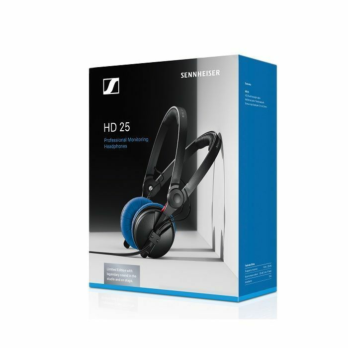 Sennheiser HD25 Blue Limited Edition