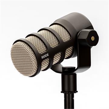 מיקרופון שדרים Rode PodMic - במלאי