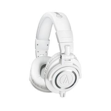 Audio Technica ATH-M50x White Limited Edition