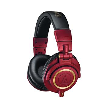 Audio Technica ATH-M50x  Limited Edition - RED