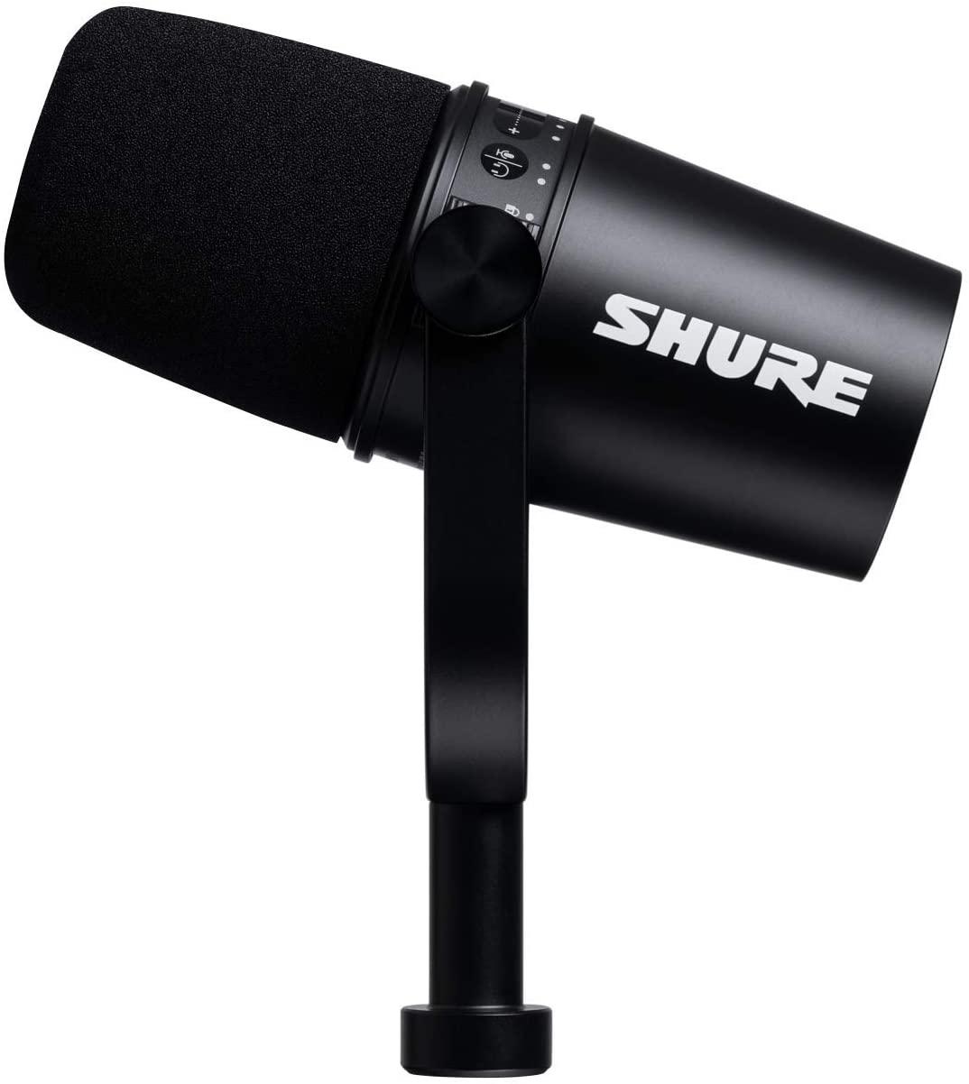 Shure MV7 - במלאי