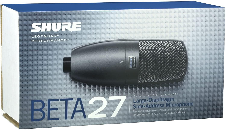Shure Beta 27