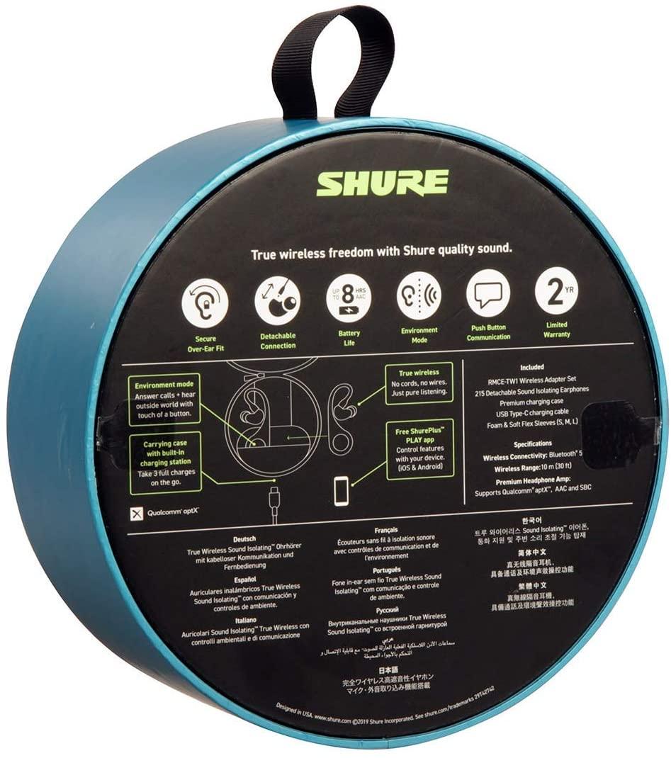 Shure Aonic 215 True Wireless
