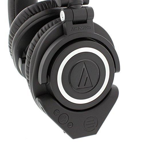 BAL-M50X - מתאם אלחוטי בלוטות לאוזניות -  Audio Technica ATH-M50x