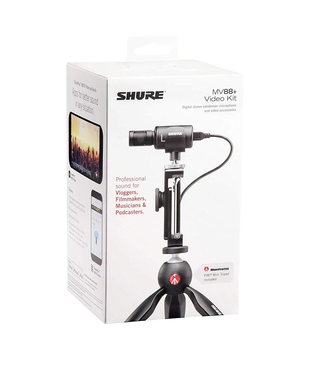Shure MV88+ Video Kit USB