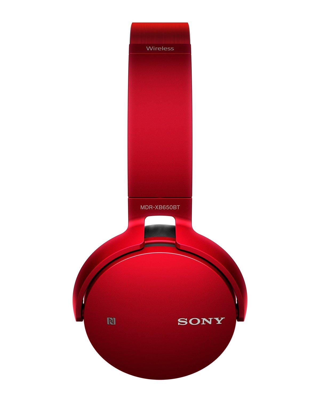 Sony MDR-XB650BT אדום